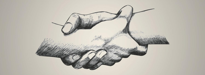 کمک به یکدیگر در موسسه خیریه